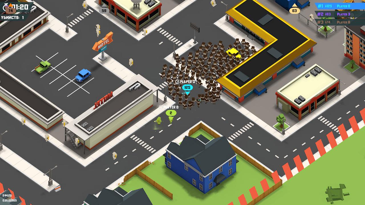 City Gangs: San Andreas screenshot 9