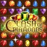 Clash of Diamonds - Match 3 Jewel Games Icon
