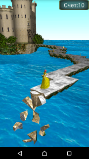 Princess Run to Temple screenshot 12