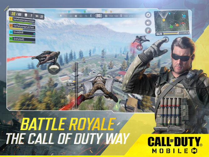 Call Of Duty Mobile 1 0 16 Download Apk Android Aptoide