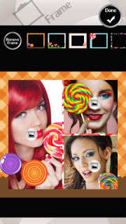 Lollipop Photo Collage screenshot 5