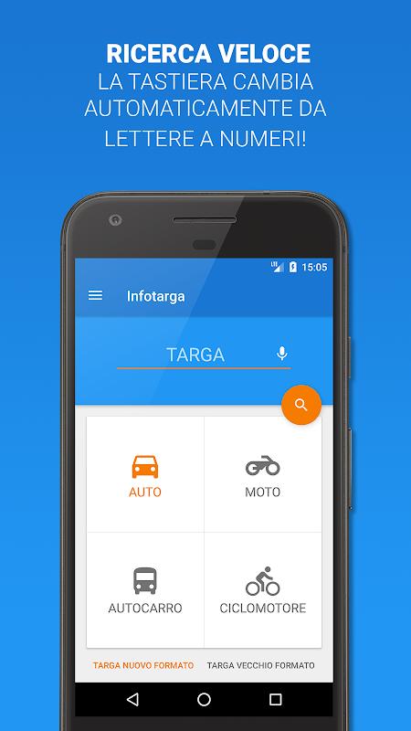 Infotarga screenshot 1