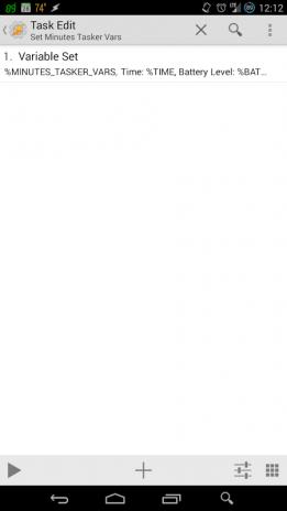 Minutes Custom Status - Tasker 1 4 Download APK for Android