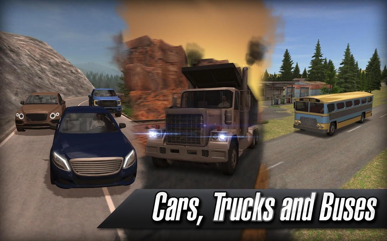 Driving School 2016 screenshot 2