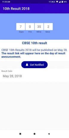10th results 2018 SSC Matric class 10 result board 6 5