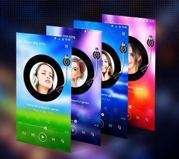 Music Player - Audio Player & Music Equalizer screenshot 1