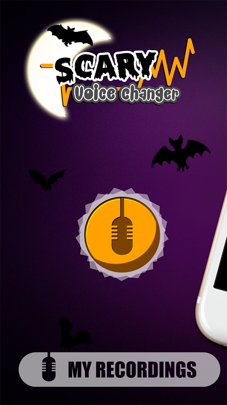Scream Voice Changer App 1 0 Download Android Apk Aptoide