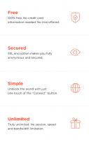 Best VPN - Free Unlimited VPN Screenshot