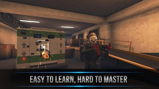 Armed Heist: A Bank Robbing Third Person Shooter screenshot 3