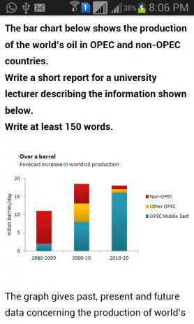 Academic Writing 1 Graph 1 1 Download APK for Android - Aptoide