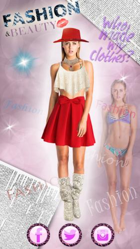Girl Fashion Salon Edit Photo 1 2 Download Android Apk Aptoide