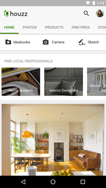 Houzz interior design ideas download apk for android Houzz design app
