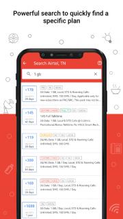 Recharge Plans, DTH Plans, Offers, Cashback screenshot 8