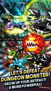 Endless Frontier Saga – RPG Online screenshot 4