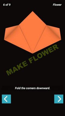 Apk Origami Flower 3d Paper Fold100