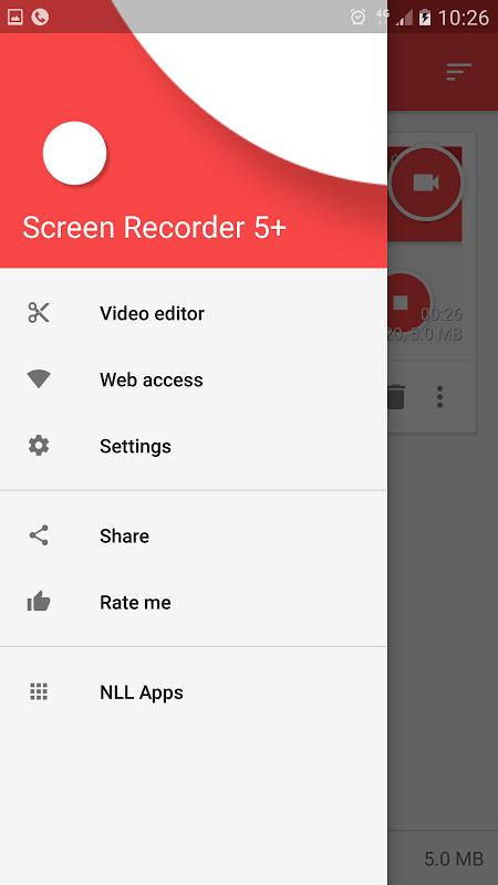 screen recorder license
