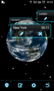 Next Clock Widget screenshot 5