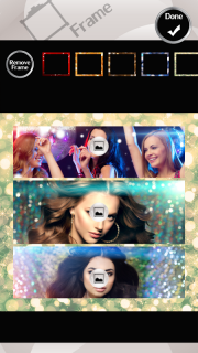 Sparkle Photo Collage screenshot 5