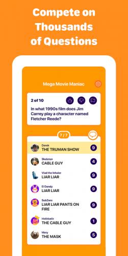 Sporcle Party: Social Trivia screenshot 2