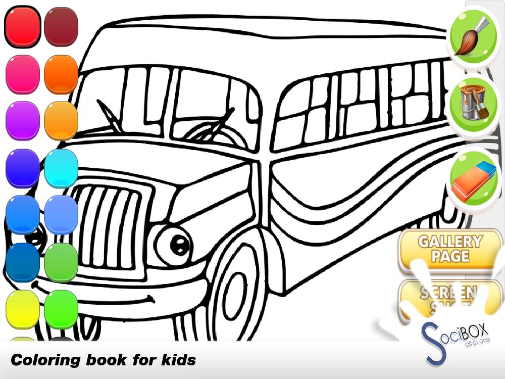 Otobus Boyama Oyunu 1 0 190417 Android Apk Sini Indir Aptoide