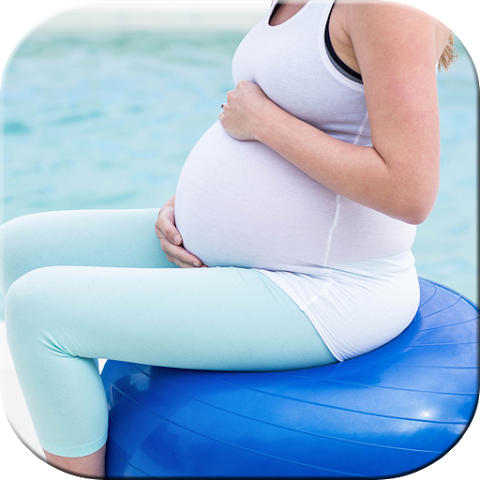 Pregnancy Exercises screenshot 1