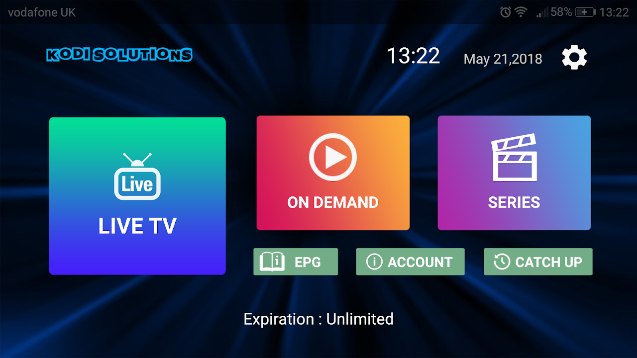 Kodi Solutions APK 3 screenshot 1