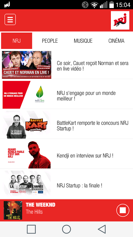 ANDROID CAUET TÉLÉCHARGER PODCAST