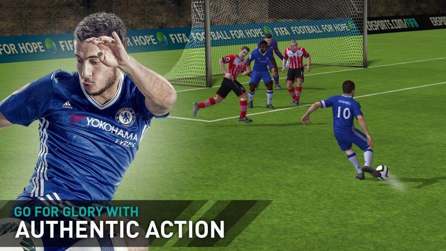 FIFA Futebol screenshot 2