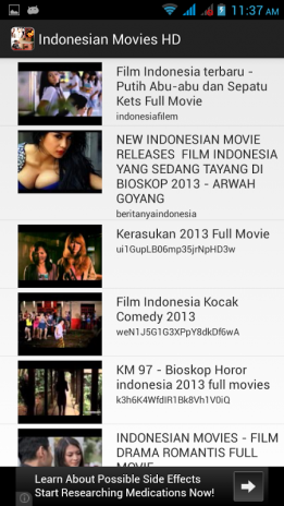 Indonesian Movies Hd Version 8 Download Apk For Android Aptoide