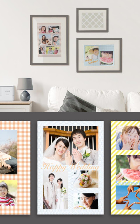 Epson Creative Print screenshot 1
