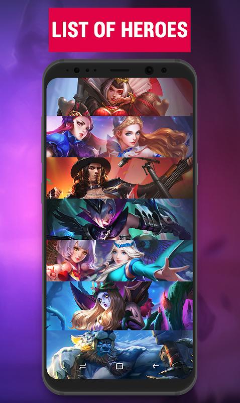 ... Mobile Legends Wallpapers Screenshot 4 ...