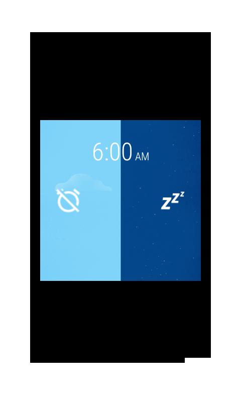 Relógio screenshot 2