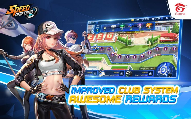 Garena Speed Drifters 1 10 3 13624 Download APK for Android