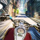 Fast Moto Racing - Driving 3D