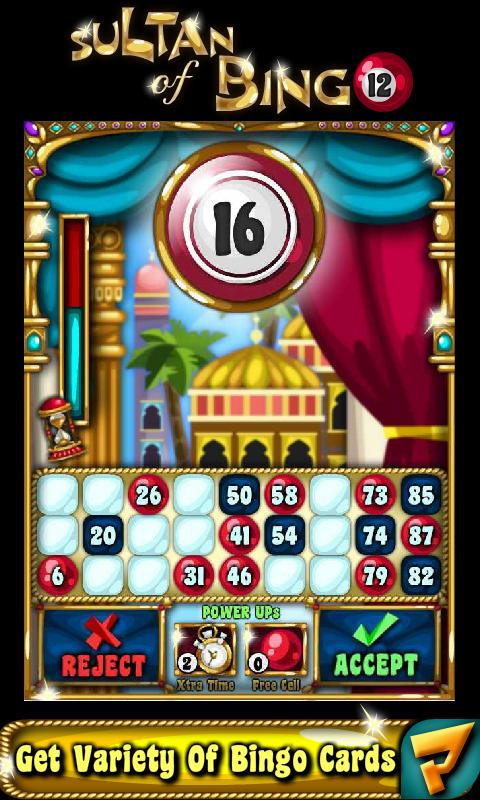Sultan Of Bingo screenshot 2