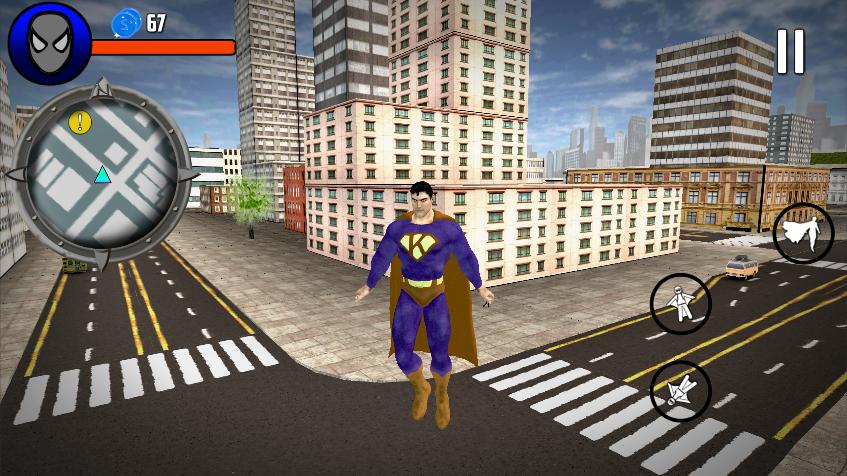 Power Spider 2 screenshot 2