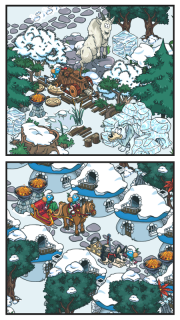 Smurfs' Village screenshot 7