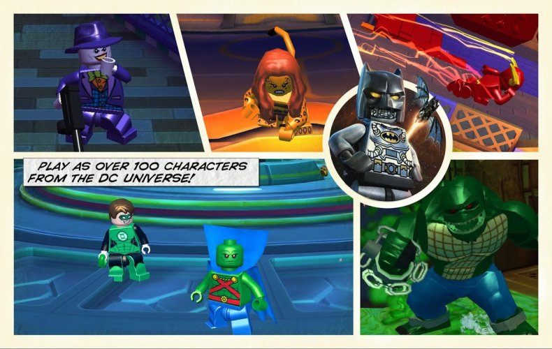 LEGO ® Batman: Beyond Gotham screenshot 5