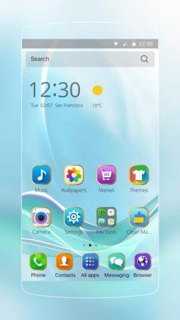 Theme for Samsung S8\ S7 Phone 1 1 5 Download APK for