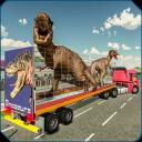 Off-Road Jurassic Zoo World Dino Transport Truck