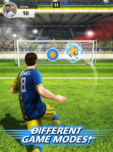 Football Strike - Multiplayer Soccer screenshot 10