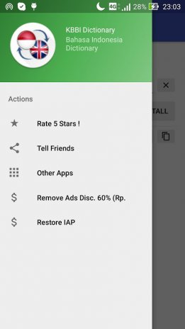 Kbbi kamus besar bahasa indonesia 111 baixar apk para android kbbi kamus besar bahasa indonesia captura de tela 2 stopboris Choice Image