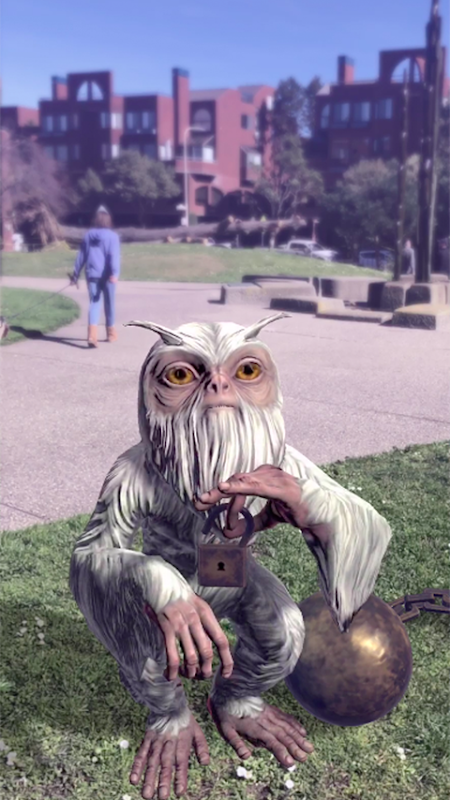 Harry Potter:  Wizards Unite screenshot 2