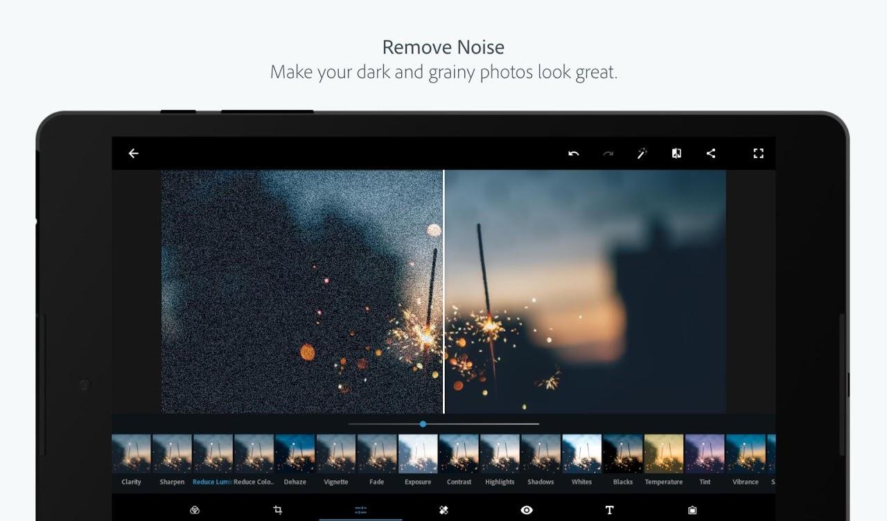 Adobe Photoshop Express:Photo Editor Collage Maker screenshot 10