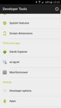 Developer Tools Screenshot