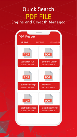 PDF Reader, PDF Viewer for Android 2 200 Download APK for Android