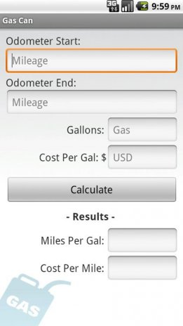 gas mileage calculator 1 05 download apk for android aptoide