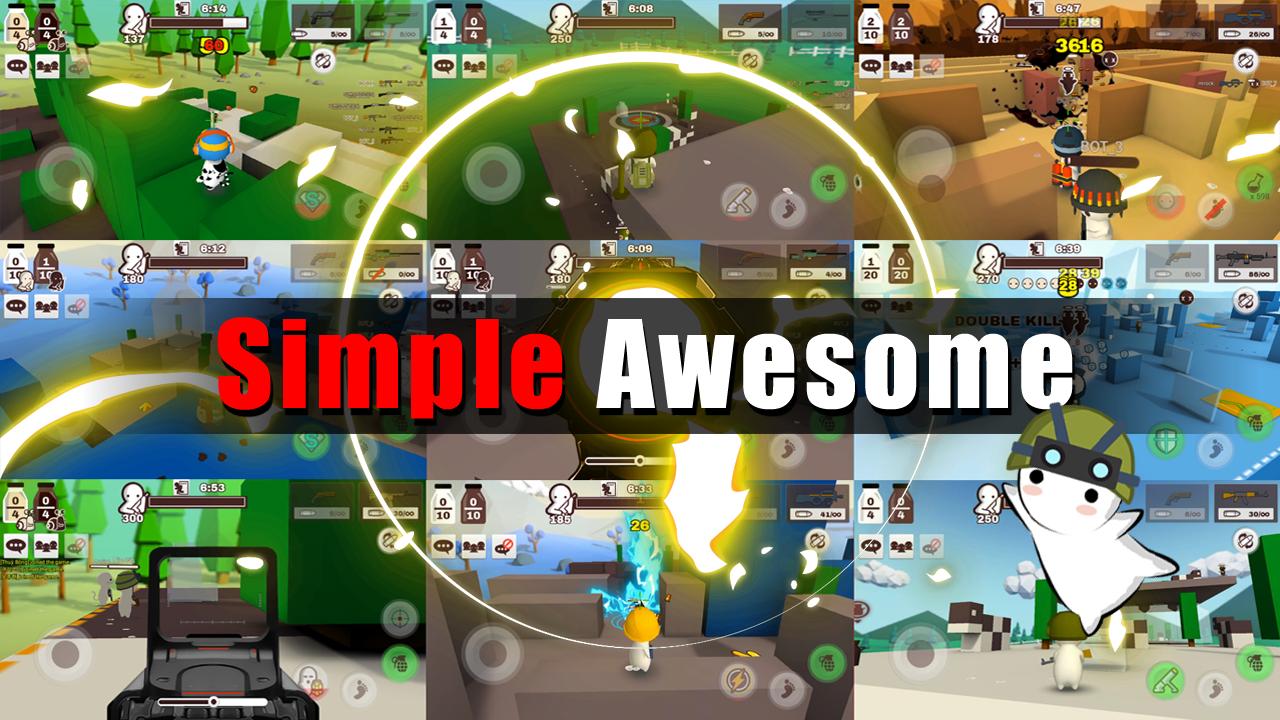 MilkChoco - Online FPS screenshot 4
