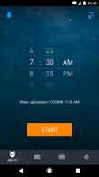 Sleep Cycle alarm clock Screen