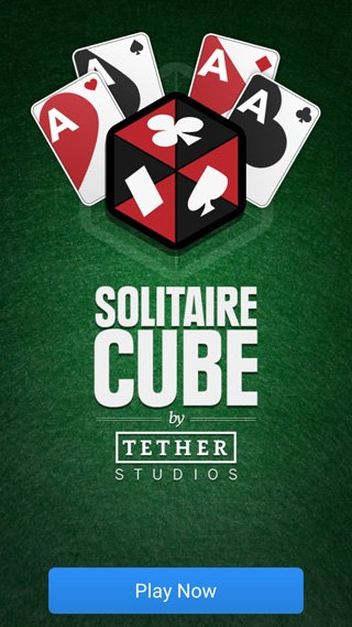 Solitaire Cube screenshot 1